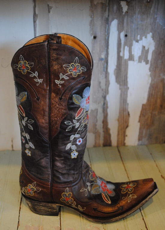 Old Gringo boots! What's not to love?