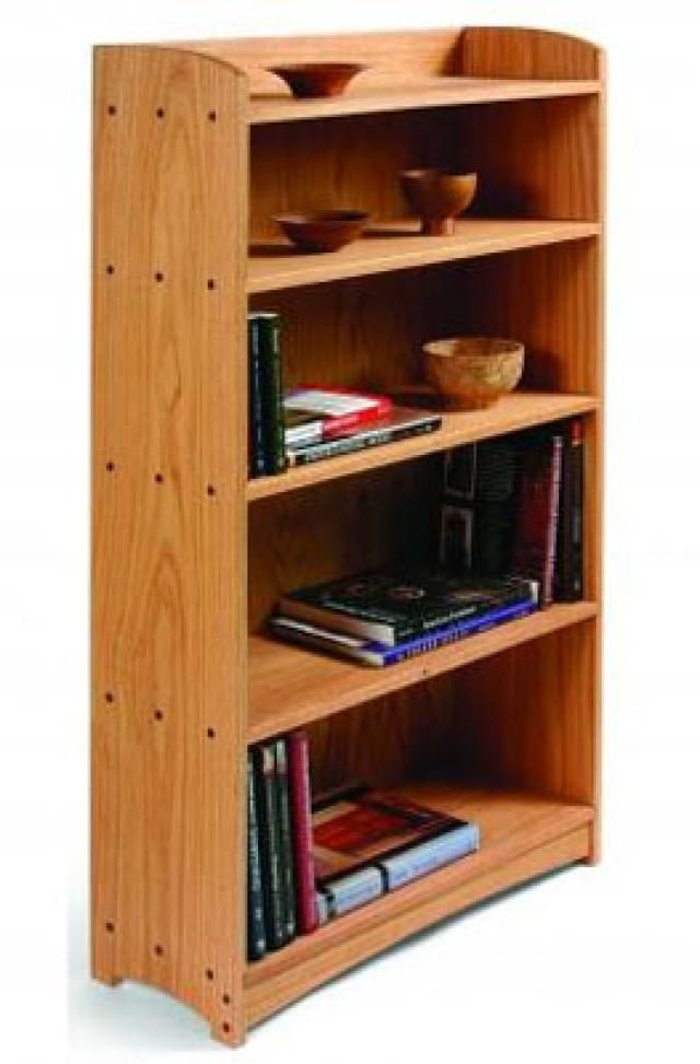 21 best small bookcase images on pinterest small for Building a bookcase for beginners