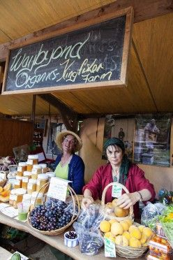 Matakana Farmers Market and the Puhoi Library in New Zealand « the selby Re-pinned by VintageTravel.co.nz