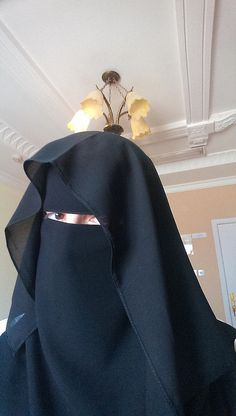 My Niqab style