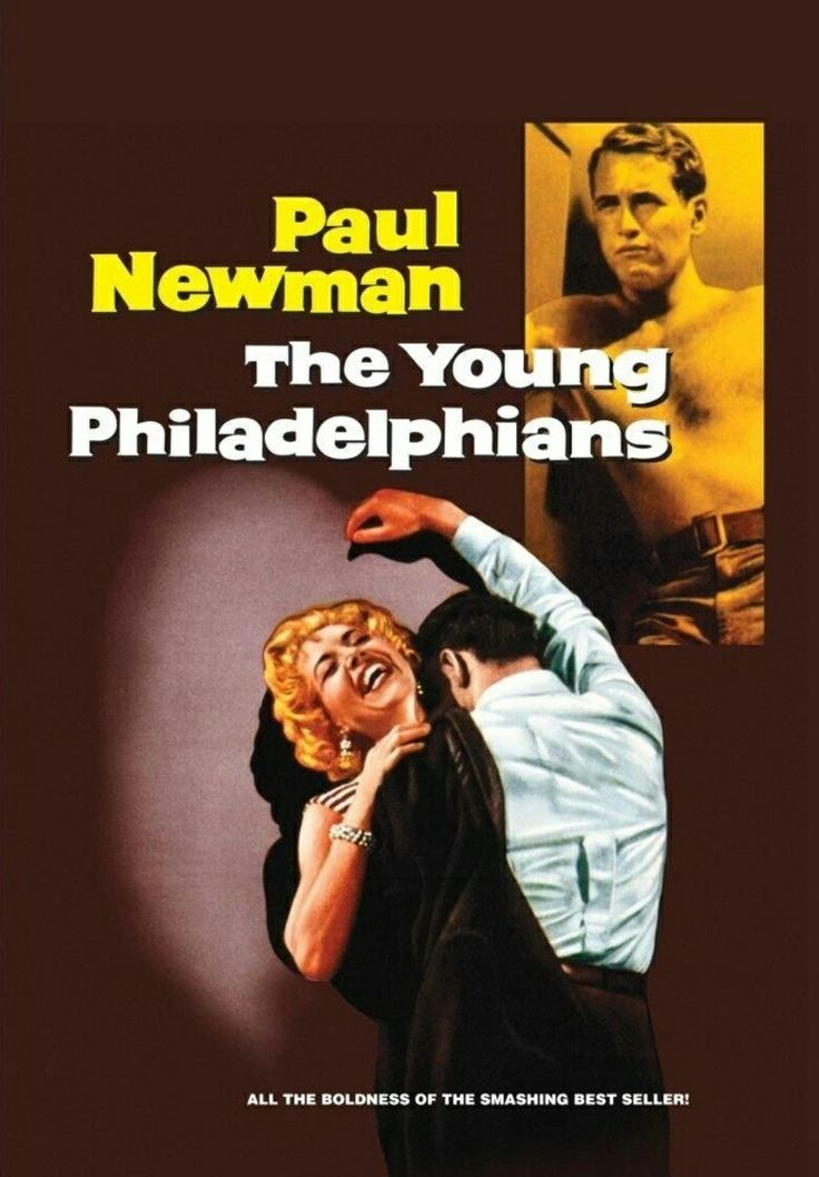 The Young Philadelphians is a 1959 drama film starring Paul Newman, Barbara Rush and Alexis Smith, and directed by Vincent Sherman. Robert Vaughn was nominated for the Academy Award for Best Supporting Actor. The film is based on the 1956 novel, The Philadelphian by Richard P. Powell.