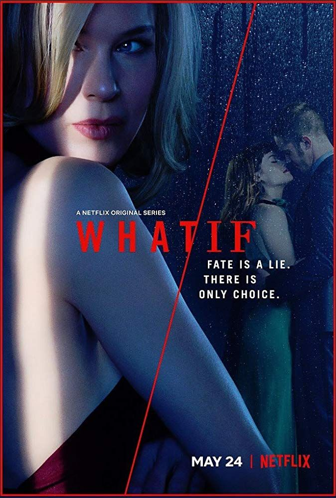What/If with Renée Zellweger [TRAILER] Coming to Netflix May