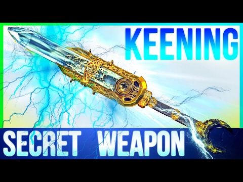Skyrim Best Weapons – Keening & Secret Unique Spell Location! - YouTube