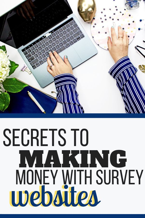A list of the 30 best survey sites that can potentially make you $500+/month or … – Home jobs