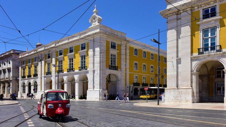 Pousada de Lisboa (Small Luxury Hotels of the World) - Terreiro do Paço, Lisboa  www.pousadas.pt