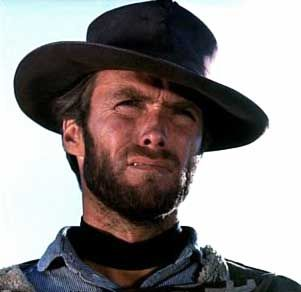 Ahhh....spaghetti westerns with Clint Eastern..the early years