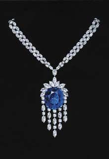 Harry winston pendants for women