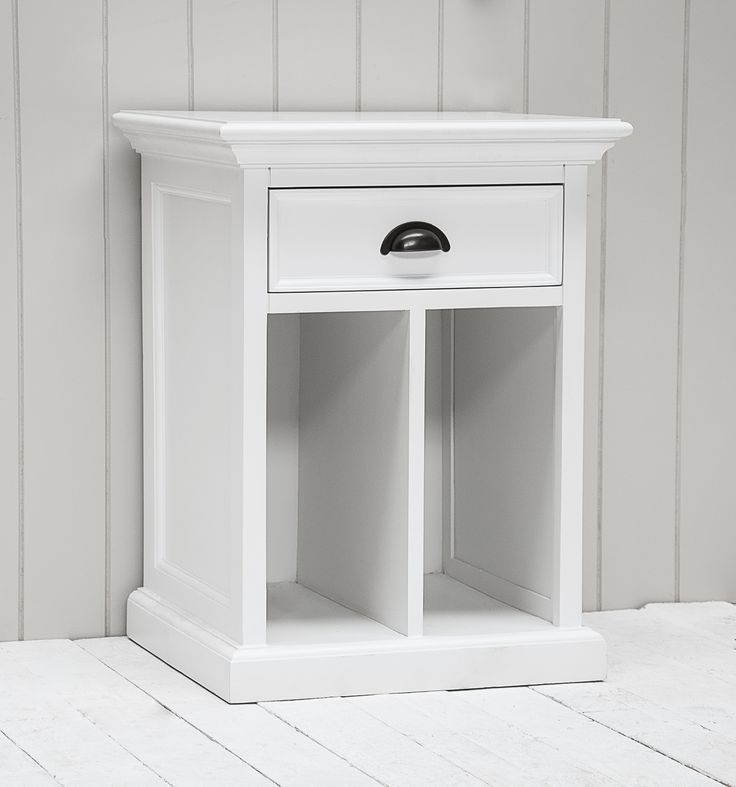 Richmond Painted Pine Bedside Table