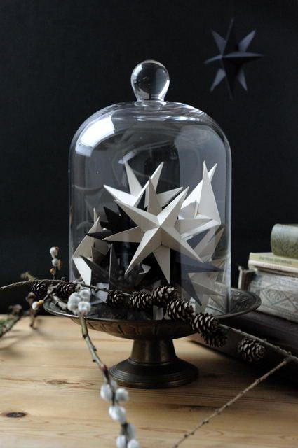 kerst - christmas - cloche - glasglocke More