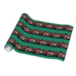 Christmas - Yorkshire Terrier - Vinnie Gift Wrap