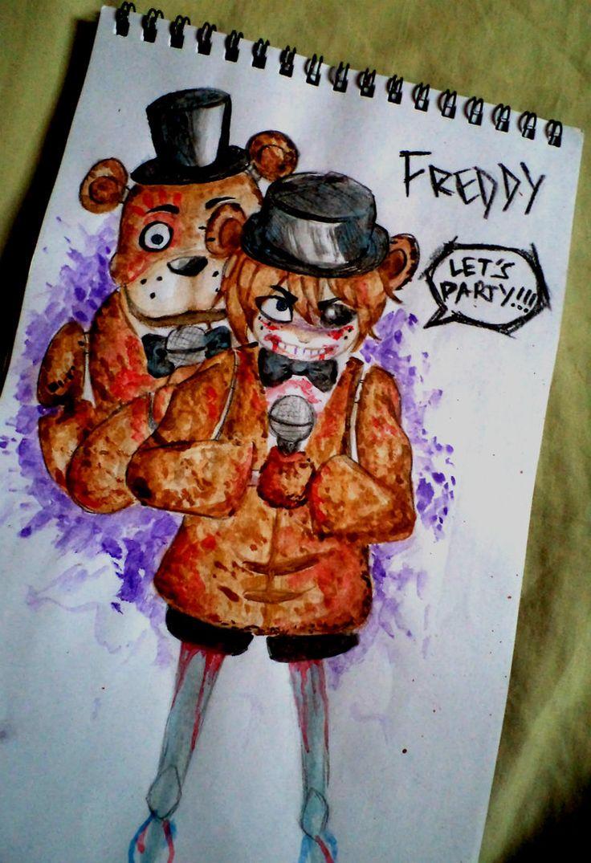 Five nights at freddys dress up game - Five Nights At Freddy S Freddy Fazbear