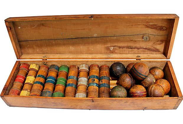 184 Best Images About Croquet On Pinterest Game Of Wood