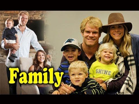 Greg Olsen Family Photos With Parents,Brother,Son,Daughter and Wife 2017