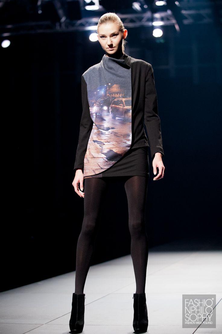 SAPIŃSKA /fot. Łukasz Szeląg / #GalaAbsolwentów2013 #ASP #FashionWeekPoland #Lodz #FashionPhilosophy #FashionDesigners