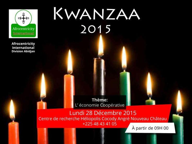 Kwanzaa 2015.