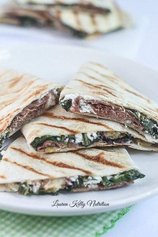 Prosciutto Fig Quesadillas  #recipe