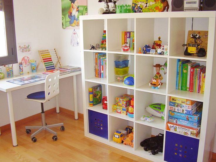 Kids room ikea kids rooms pinterest organizador juguetes habitacion para ni os y lucero - Habitacion ninos ikea ...