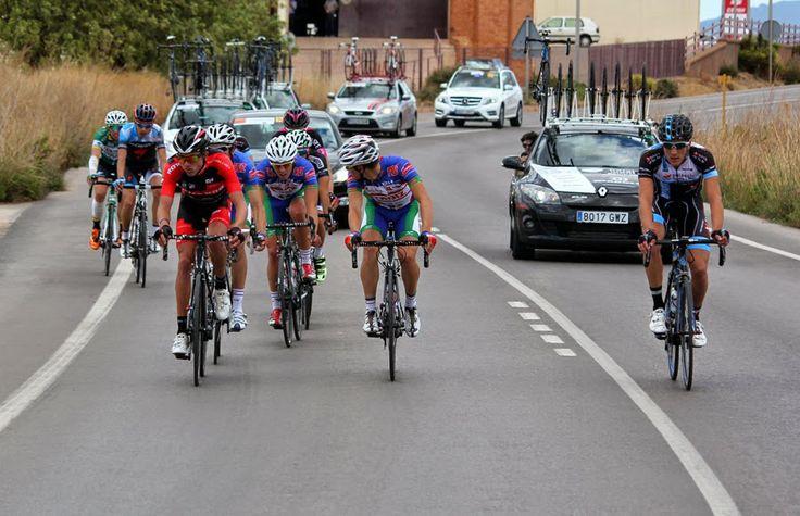 Volta a Castelló: Fran García continúa el dominio de Gsport en la 2ª etapa de la Volta a Castelló