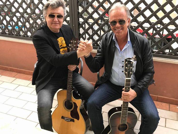"""Bobby Solo e George Aaron danno vita alla hit estiva """"Russian Ladies"""""""
