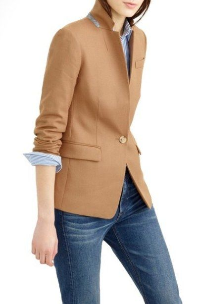 Camel wool blazer: http://www.stylemepretty.com/living/2016/10/20/fashion-essentials-to-battle-the-cold-weather-stylishly/