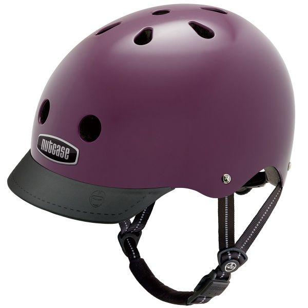 Nutcase er spesielt sikre hjelmer på grunn av sin utforming. De dekker mer av hode og har et tykt skall som demper godt.Ved støt eller kollisjon fordeler og opptar krympesonen mye a