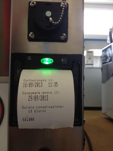 printer Lavezzini
