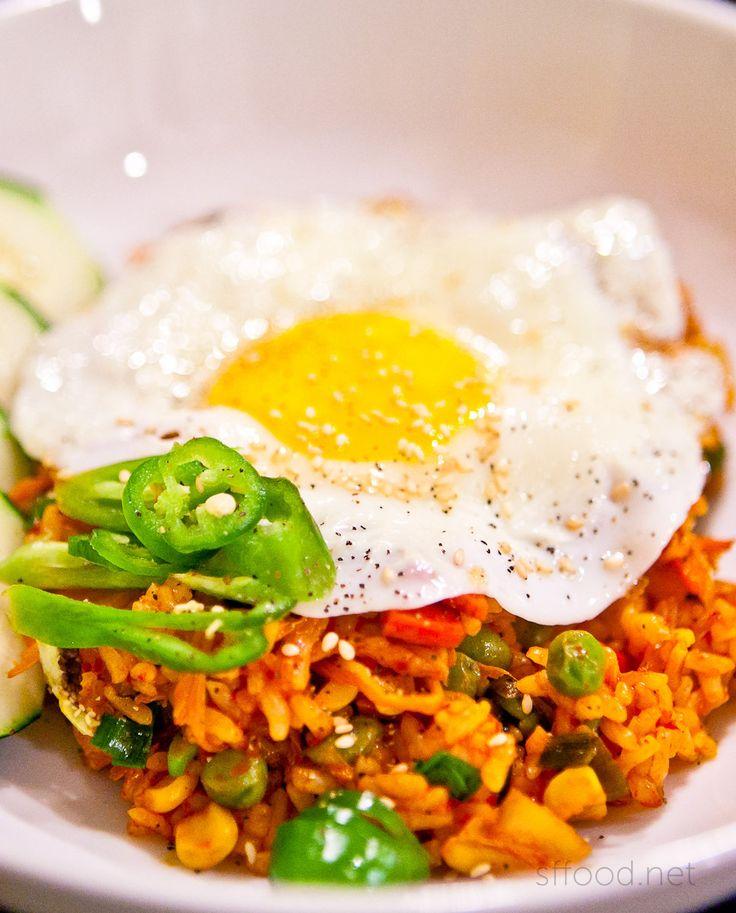 Recipe for Kimchi Fried Rice
