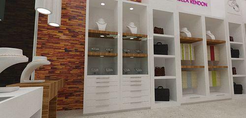36fd090018bf Vitrinas para Joyeria. Exhibidores para Accesorios. Diseño de Tiendas.