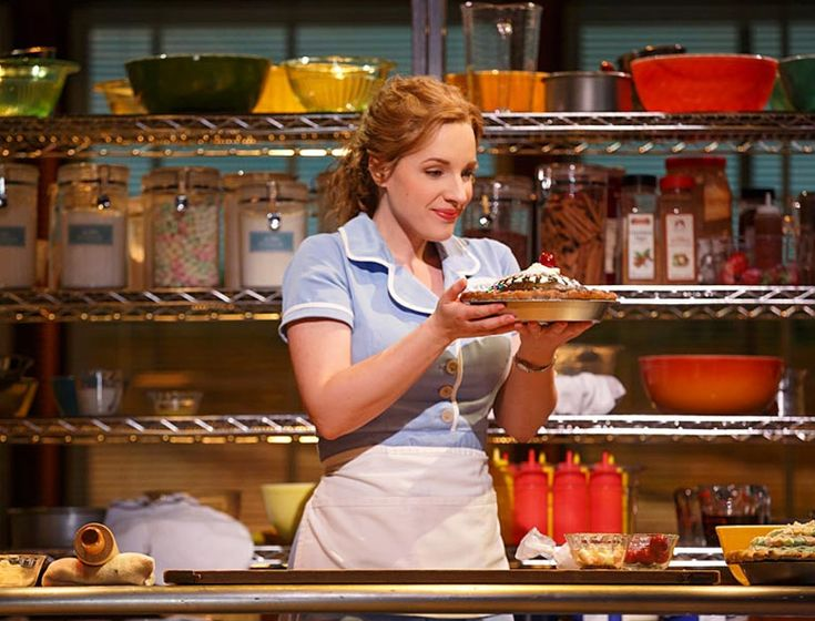 Musical Review: Waitress