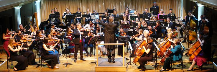 Concert of Film Music with soloist Roger Huckle. St George's Bristol