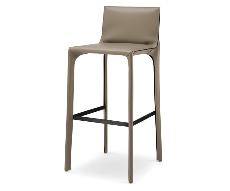 An example of precise craftsmanship, classically austere but at the same time exceptionally comfortable – the Saddle Chair by EOOS. Once designed as..