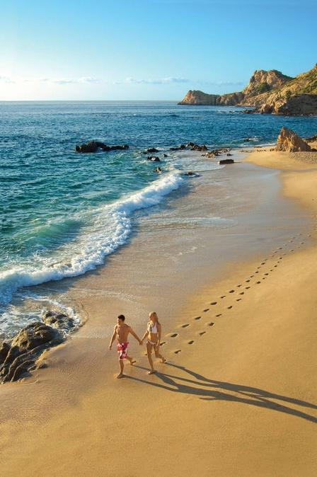 Chilean Bay Beach