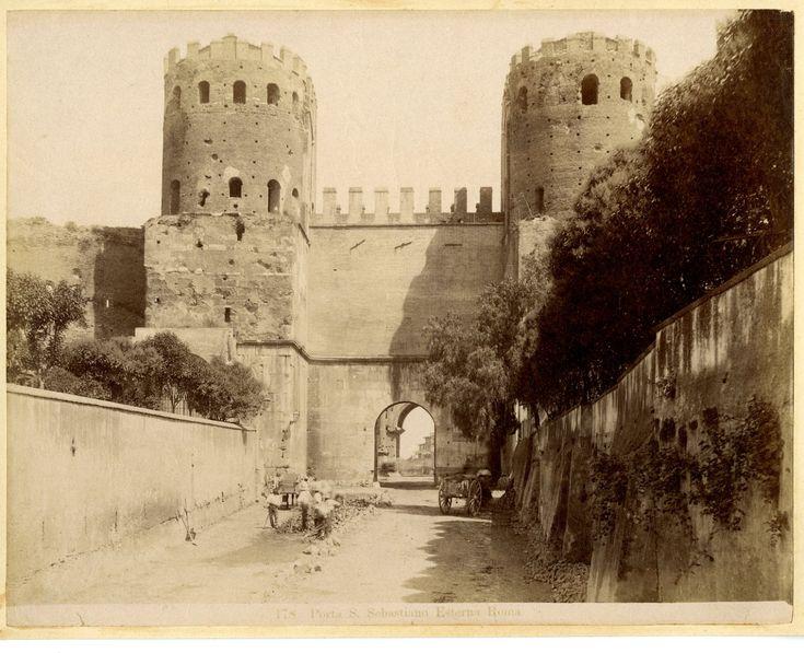Porta S. Sebastiano...