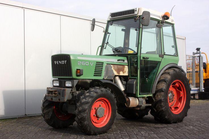 Fendt 260V