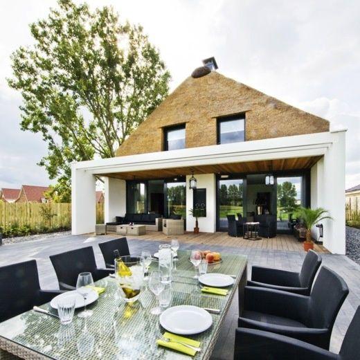 Dům v  Zoetermeeru. Design: Arjen Reas.