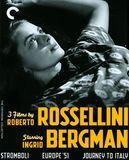 3 Films by Roberto Rossellini Starring Ingrid Bergman [Criterion Collection] [4 Discs] [Blu-ray]