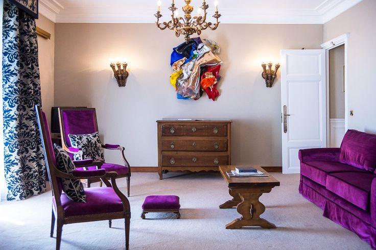 ТОП-10 отелей с потрясающими коллекциями искусства