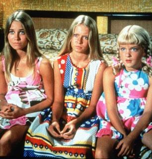 Brady girls in cute clothes