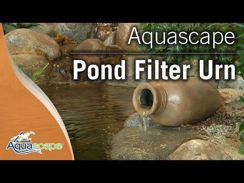 Pond Filter Urn