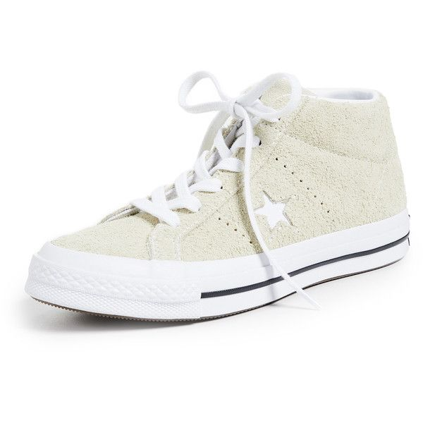 Converse One Star Mid Sneakers ($90