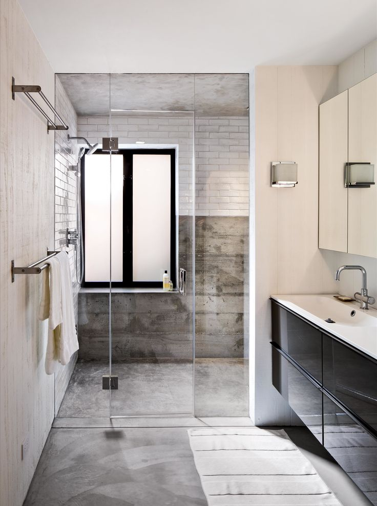 On the house s lower level  Schicketanz s guests have a bathroom complete  with a steam shower. Best 25  Contemporary steam showers ideas on Pinterest   Steam