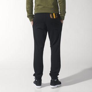 adidas - Спортивные брюки Fitted City Camo