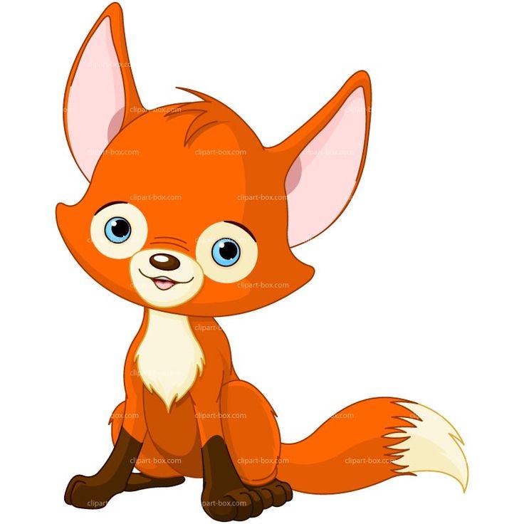 26 best cute bebe images on pinterest character design - Clipart renard ...