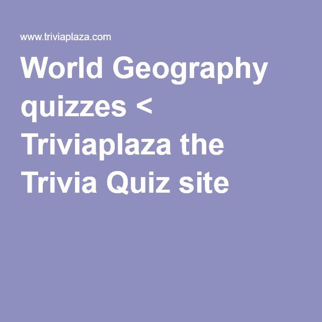 Legjobb ötlet A Pinteresten Ami Tetszeni Fog A Következővel - Geography quiz