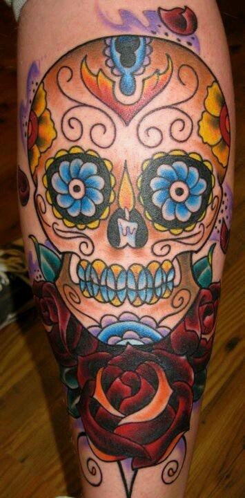 90 best sugar skulls images on pinterest tattoo ideas mexican skulls and skulls. Black Bedroom Furniture Sets. Home Design Ideas
