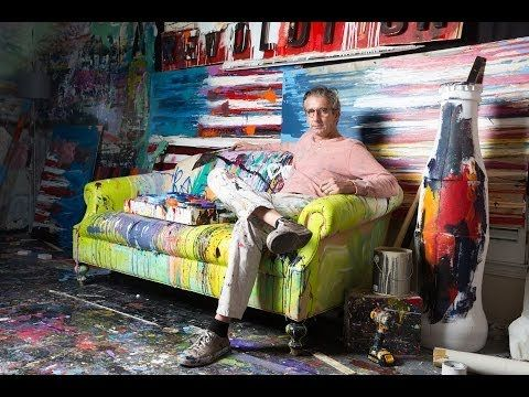 Steve Penley: A Brush With Greatness - YouTube