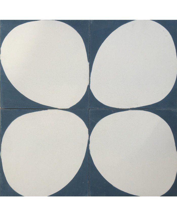 Huevos Storm Grey Encaustic Cement Tile
