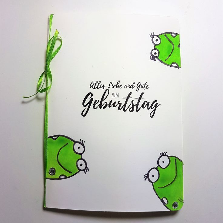 Geburtstagskarten Inesfelixkreativ Geburtstag Anleitung