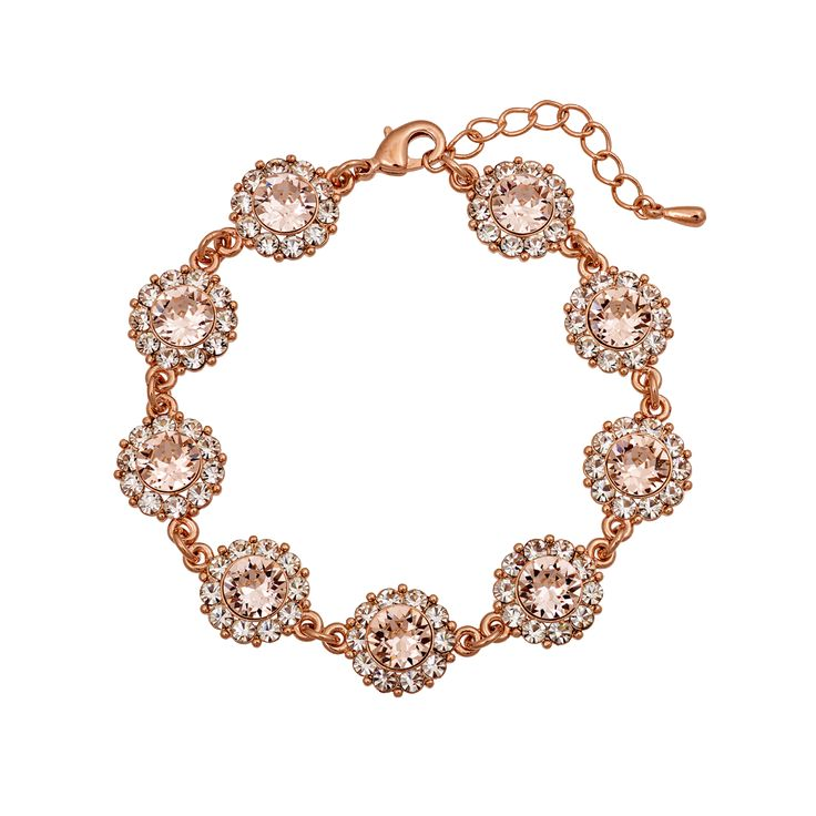 Sofia - Silk (Rose gold) - LILY AND ROSE