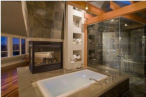 78 best images about huge bath tubs on pinterest for Best bathrooms on the road